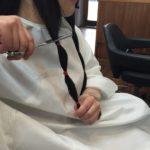 ヘアドネーション(髪の寄付)